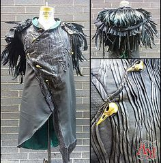 Coat of the Gentleman Crow - Arbre Mécanique