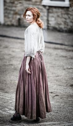 Eleanor Tomlinson as photographed by Andy Rose - via www.andyrosephoto.com/Poldark/