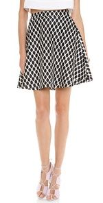 Shop For Diane von Furstenberg Amelia Skirt Ads Limited supply