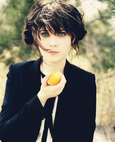 Zooey ohh what a serious girl crush I have on you...