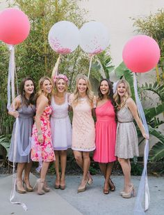 This bridal shower looks like so much fun!