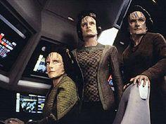 Tracy Scoggins, Star Terk, Deep Space 9, Star Trek Tv, Star Trek Universe, Best Series, Mass Effect, Sci Fi Fantasy, Science Fiction
