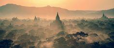 Myanmar. Por  Luke Taylor.