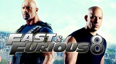 Fast and Furious 8 Vin Diesel Upcoming Movies 2017 Fast 8 Movie, Movie Fast And Furious, Fate Of The Furious, Furious Movie, Vin Diesel, Dwayne Johnson, Elodie Frégé, Films Hd, Movie Sequels