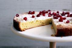 Squidgy White Chocolate Cake (Kladdkaka) recipe on Food52 Swedish Recipes, Sweet Recipes, Cake Recipes, Dessert Recipes, Swedish Cake Recipe, Round Cake Pans, Round Cakes, Just Desserts, Chocolate Cakes