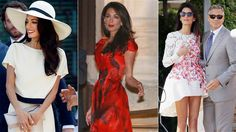 See Amal Alamuddin's amazing looks from her wedding weekend - TODAY.com
