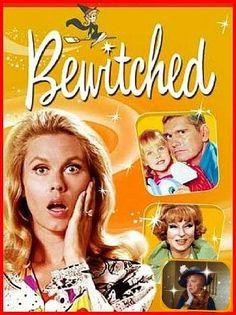 #WaybackWednesday  Bewitched (TV Series 1964–1972)