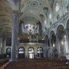 Old St. Mary's Church Greektown, third oldest parish in Detroit. This church is BEYOND BEAUTIFUL!