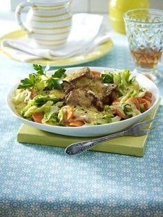 Das Rezept für Gratinierte Schweinefilets mit Spitzkohl-Möhrengemüse und weitere kostenlose Rezepte auf LECKER.de