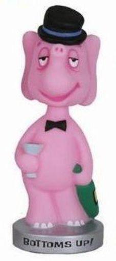 NEW Funko Wacky Wisecrack Pink Elephant Bottoms UP #FunKo Pink Elephant, Elephant Gifts, Old Quotes, Gospel Music, Pop Vinyl, Vinyl Figures, Elephants, Vintage Pink, Funko Pop