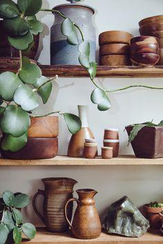 Earth Tone Ceramics