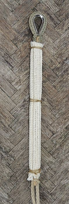 Puddening - Making a Bell Rope