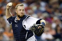 Tigers Report Card: Bryan Holaday was on the team - Bless You Boys