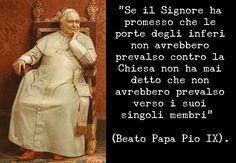 #PapaPioIX #Chiesa