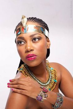 Yvonne Nelson (Give Me Tribal)