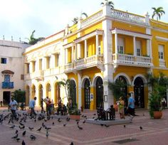 Cartagena Colombia   - Explore the World with Travel Nerd Nici, one Country at a Time. http://TravelNerdNici.com