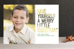 Radiant Light Christmas Photo Cards by Carol Fazio at minted.com