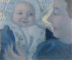 Maurice Denis, Bernadette et sa mère (1870-1943)