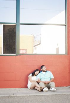 Valeria and Ricky Engagement Photos by Tori Rose Photography