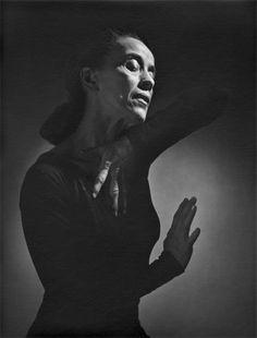 Yousuf Karsh, Martha Graham on ArtStack #yousuf-karsh #art