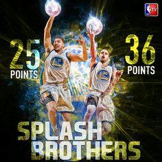 The Splash Brothers