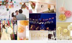 Ideas para decorar una boda vintage barata y con manualidades