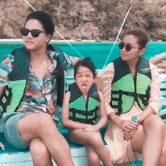 Kath's Bday Celebration in Palawan - March 2019 © Vacation Trips, Vacations, Daniel Padilla, Kathryn Bernardo, Palawan, Dj, Parents, Blue Hearts, Couples