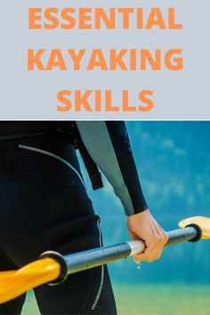 As a beginner or novice to the world of kayaking, there are several essential kayaking skills you need to know. It's important to understand everything about your kayak before you go boating. Kayak Fishing Tips, Kayaking Tips, Whitewater Kayaking, Canoe And Kayak, Best Fishing, Fishing Boats, Fishing 101, Kayak Boats, Hobie Kayak