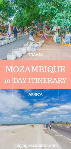 What to do in Mozamb