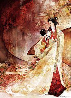 023 korean illustrator yu ha 32 Highly Classified Korean Illustrators