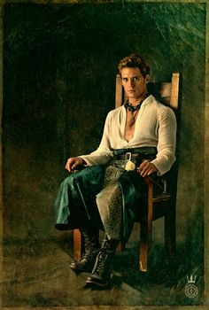 Special Edition: Capitol Portraits - Finnick Odair