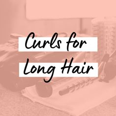 Love curls for your long hair? Check out this board and get Curls inspiration for long hair. Also include tutorials on best way how to curl long hair, plus the best curling iron and wands to curl hair. If you prefer to use a flat iron, check out tips on how to create flat iron curls for long hair! Braided Hairstyles Updo, Down Hairstyles, Wedding Hairstyles, Updo Hairstyle, Updos, Chignon Wedding, Bridal Updo, Curls For Long Hair, Soft Curls