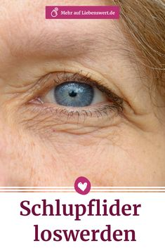 Get rid of drooping eyelids without surgery? Which really helps , Drooping eyelids are not uncommon, but some women bother them massively. With a few exercises, drooping eyelids can disappear without an operation. Diy Beauty, Beauty Skin, Beauty Care, Beauty Hacks, Beauty Ideas, Homemade Beauty, Beauty Secrets, Drooping Eyelids, Brown Spots On Face