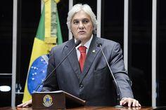 Senado começa sessão para votar cassação de Delcídio - http://po.st/I4tqV8  #Política - #Cassação, #Ética, #Senado
