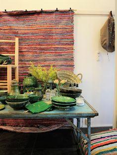 Mes bonnes adresses déco / Amsterdam / Photos Atelier rue verte / Rue Verte, Kitchen Stuff, Deco, Amsterdam, Concept, Boutique, Store, Photos, Painting