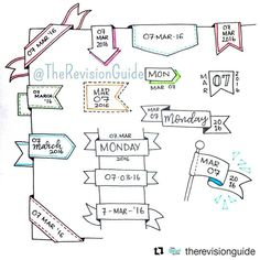 Spice Up Your Bullet Journal with Amazing 3-D Headers | Zen of Planning | Planner Peace and Inspiration