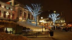 Palais Montcalm Le Palais, Arrondissement, Place, History, Winter