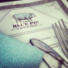 The Blue Pig Tavern at Congress Hall