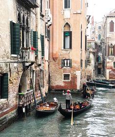 Venice, Italy  opportune living world