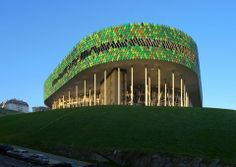 Bilbao Arena and Sports center by ACXT Architects