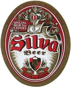 SilvaBeer94 Showcase of Over 45 Inspirational Beer Logos and Labels