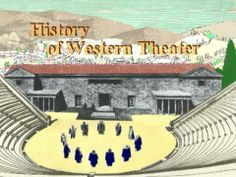 ▶ History of Theatre 3 - From Satyr Play to Comedy - YouTube