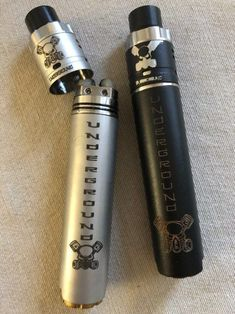 WTS - MCM Underground Tube W/RDA (Black Copper & SS) | The Vape Trader #mechmod #mechanicalmod #MCMUnderground @thevapetrader