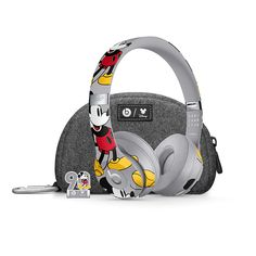 0966df7d9a5 Beats by Dre unveils special edition Mickey Mouse Solo 3 Wireless  headphones for anniversary