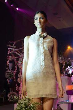 Filipiniana Top and Dress (Kultura), Deb Dresses, Grad Dresses, Elegant Dresses, Boho Dress, Lace Dress, Dress Skirt, Modern Filipiniana Gown, Fashion Wear, Fashion Outfits