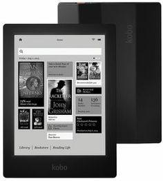 Kobo Aura HD voor digitaal leesgemak!