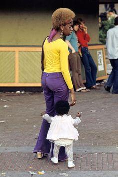 Funk runs in the blood... (Harlem 1972) [Garofalo Jack] [768x1080]