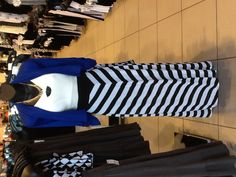 "Make waves in your closet with this maxi skirt! The inverted ""v"" pattern is so in right now! #discoveryclothing #fall2013"