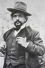 The Première rhapsodie (First Rhapsody) by Claude Debussy is a piece for accompanied solo clarinet. What Is Classical Music, Classical Music Composers, Claude Debussy, People Of Interest, Music Images, Conductors, Music Love, Historical Photos, Vintage Men