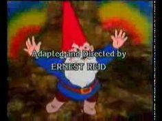 David the Gnome - 90s Cartoon Intro